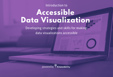Accessible Data Visualization: Developing Strategies and Skills for making data visualizations accessible
