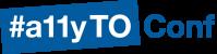 A11yTO Conference logo